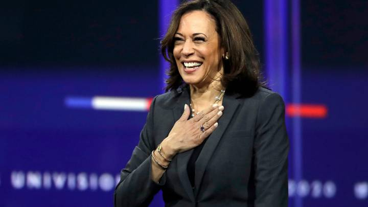 Congratulations To The First Female, Black and Asian American Vice President-Elect Of The United States Of America, Kamala Harris !